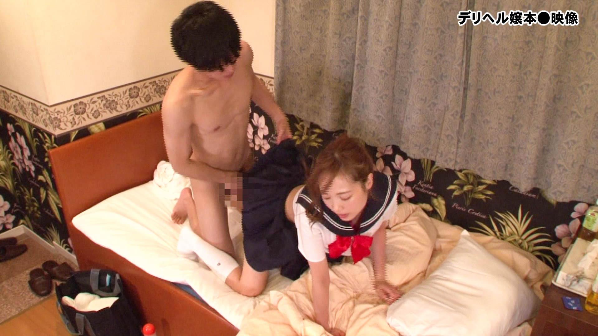 流出!デリヘル嬢本●映像(1)~都内有名店MのNo.1かれんちゃん26歳14