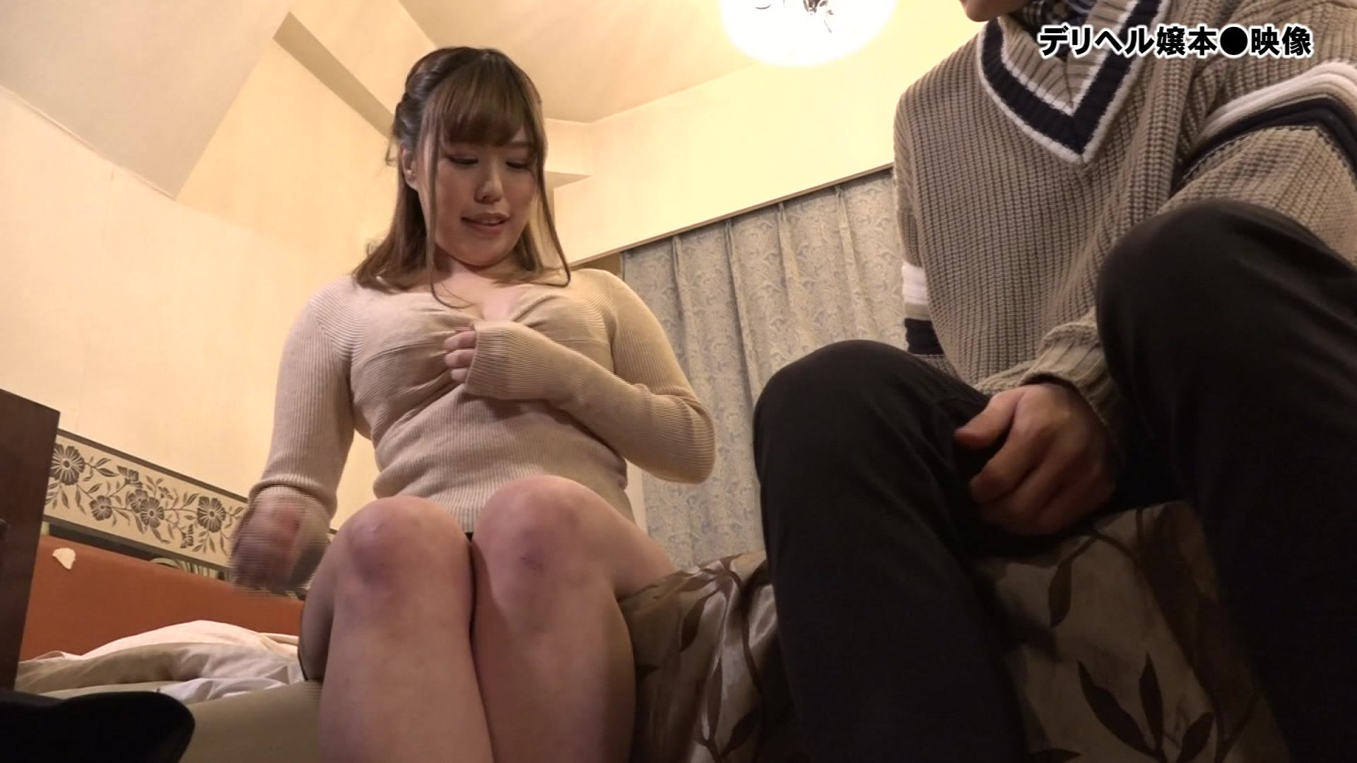 流出!デリヘル嬢本●映像(2)~都内有名店CのNo.1りなちゃん24歳