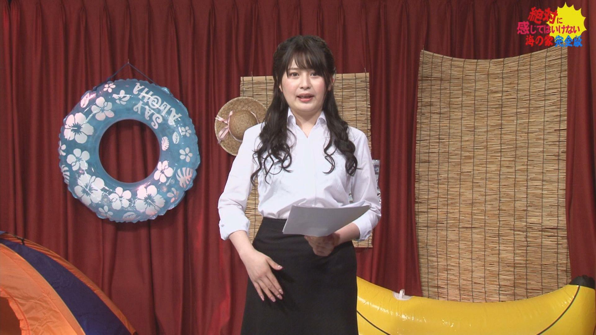 【緊急生放送】絶対に感じてはいけない海の家 生中継 完全版~パラダイステレビ女子アナが悶絶しまくり!