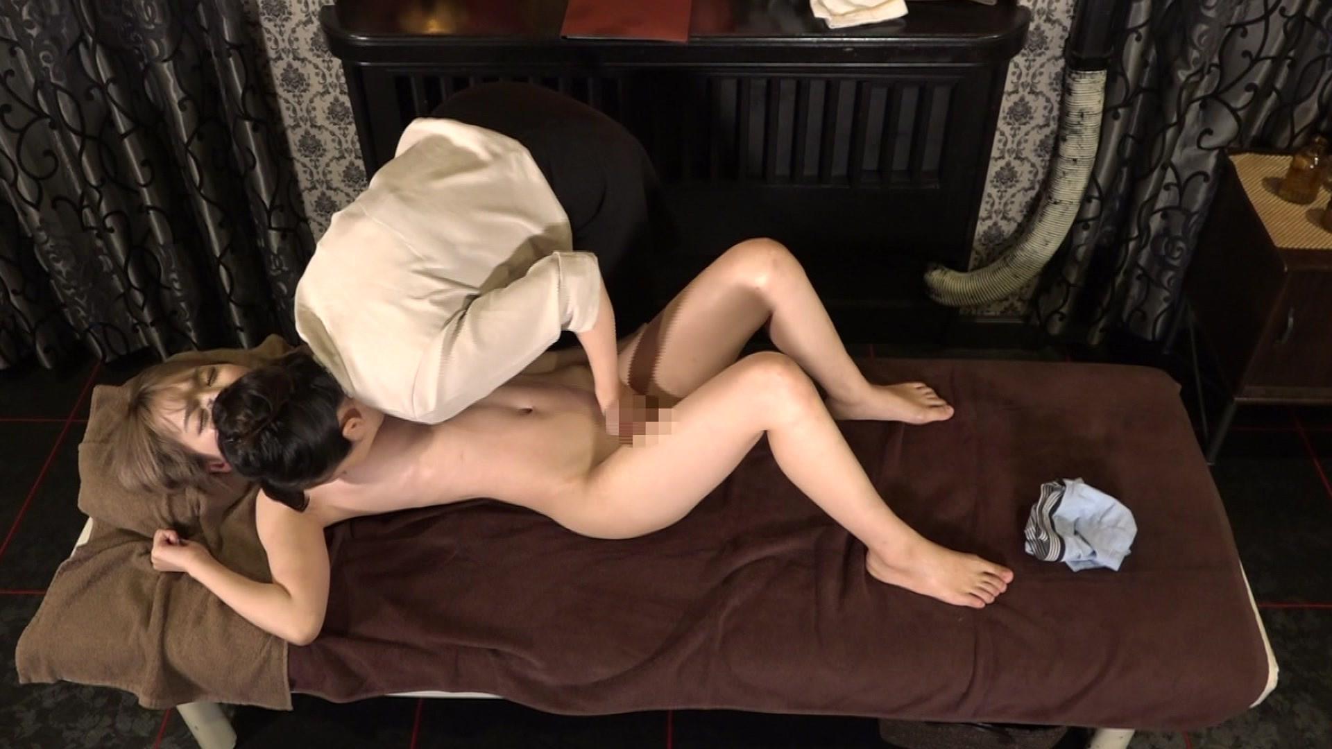 女の子大好きな美人セラピストが在籍するエステ店を完全盗●(3)~好みの女性客にはマ●コを重点的にマッサージ 画像21