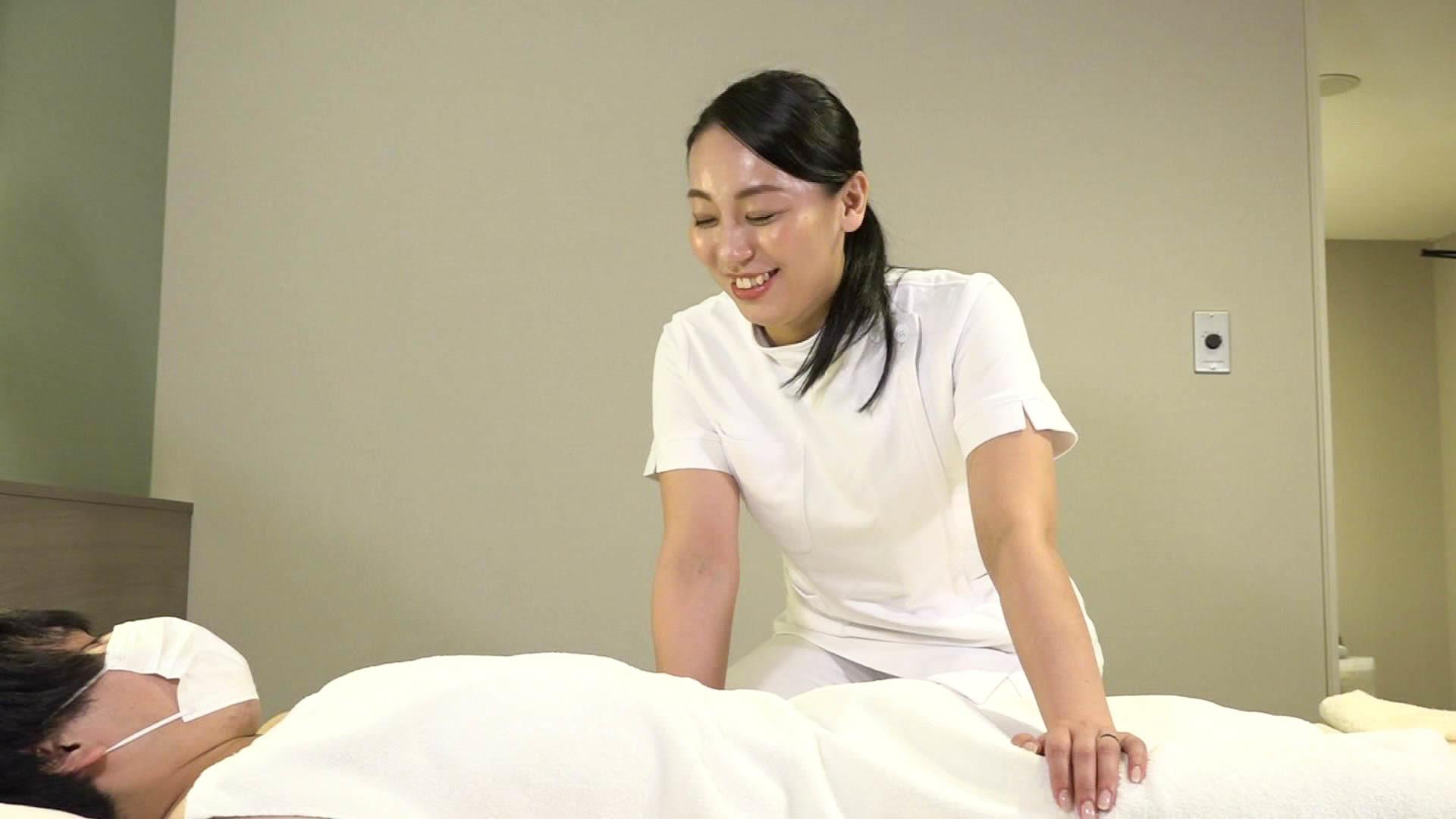 ビジネスホテルの女性マッサージ師は抜いてくれるのか?(10)~フェロモン全開のデカ尻人妻・田所さん,のサンプル画像5