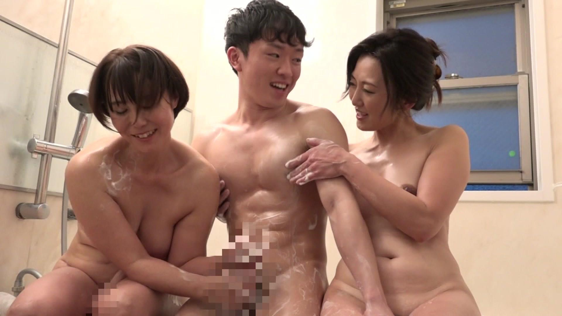 近●相姦トライアングル(8)~義母とその妹に挿入したい息子 画像8