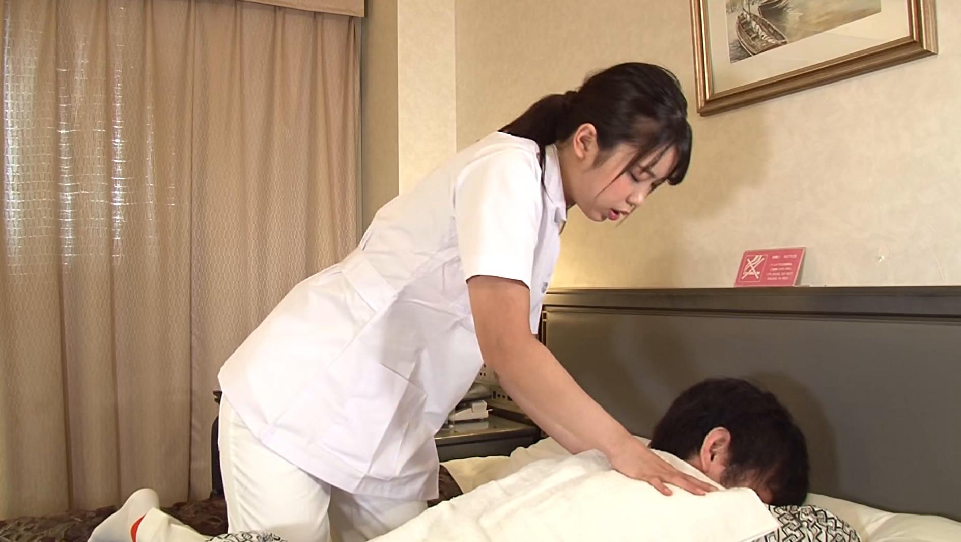 ビジネスホテルの女性マッサージ師は抜いてくれるのか?(11)~肉づきのいい大きめヒップがソソる童顔娘・永野さん