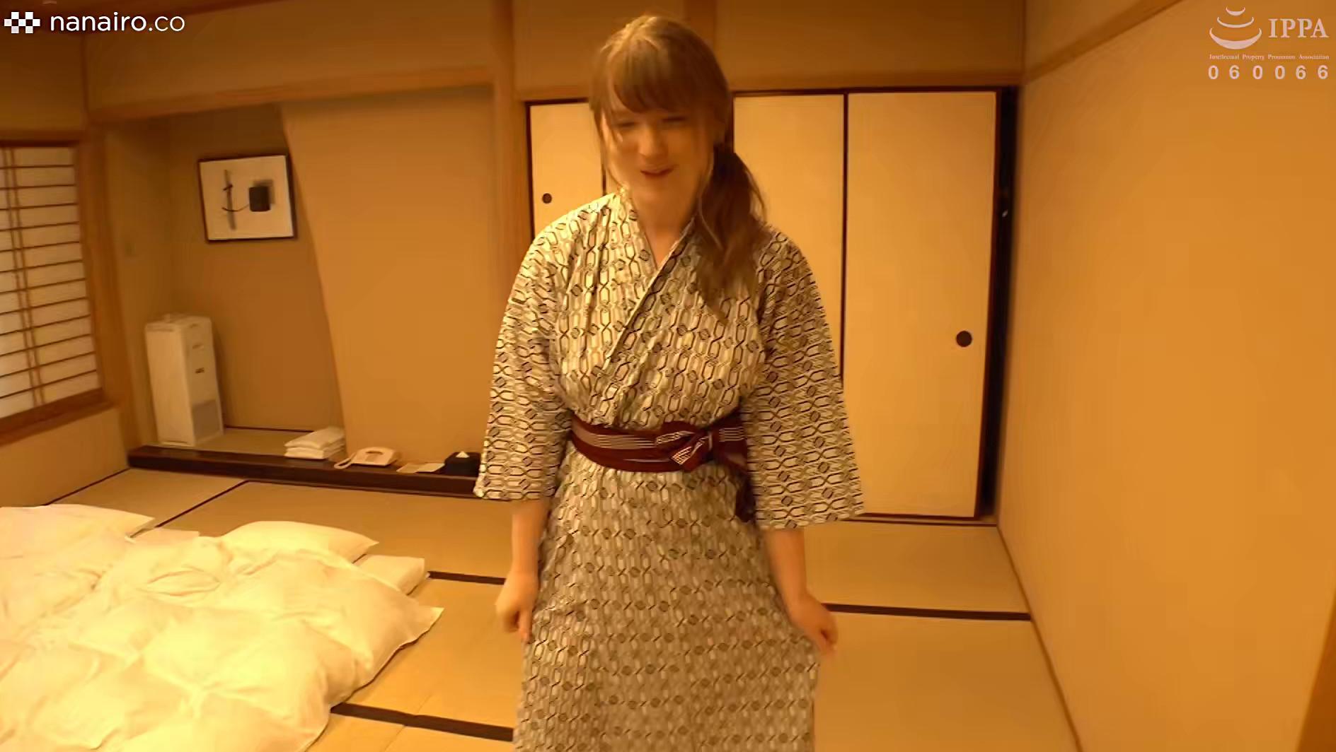 S-Cute With ジューン(24) 性欲強めの来日美女と浴衣でハメ撮りH1