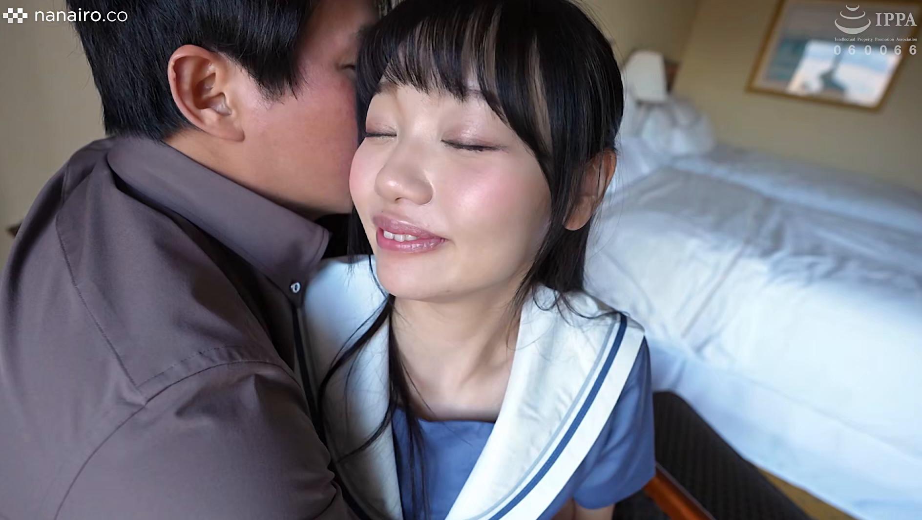 S-Cute まりな(24) 潮吹き大好き黒髪制服娘のSEX