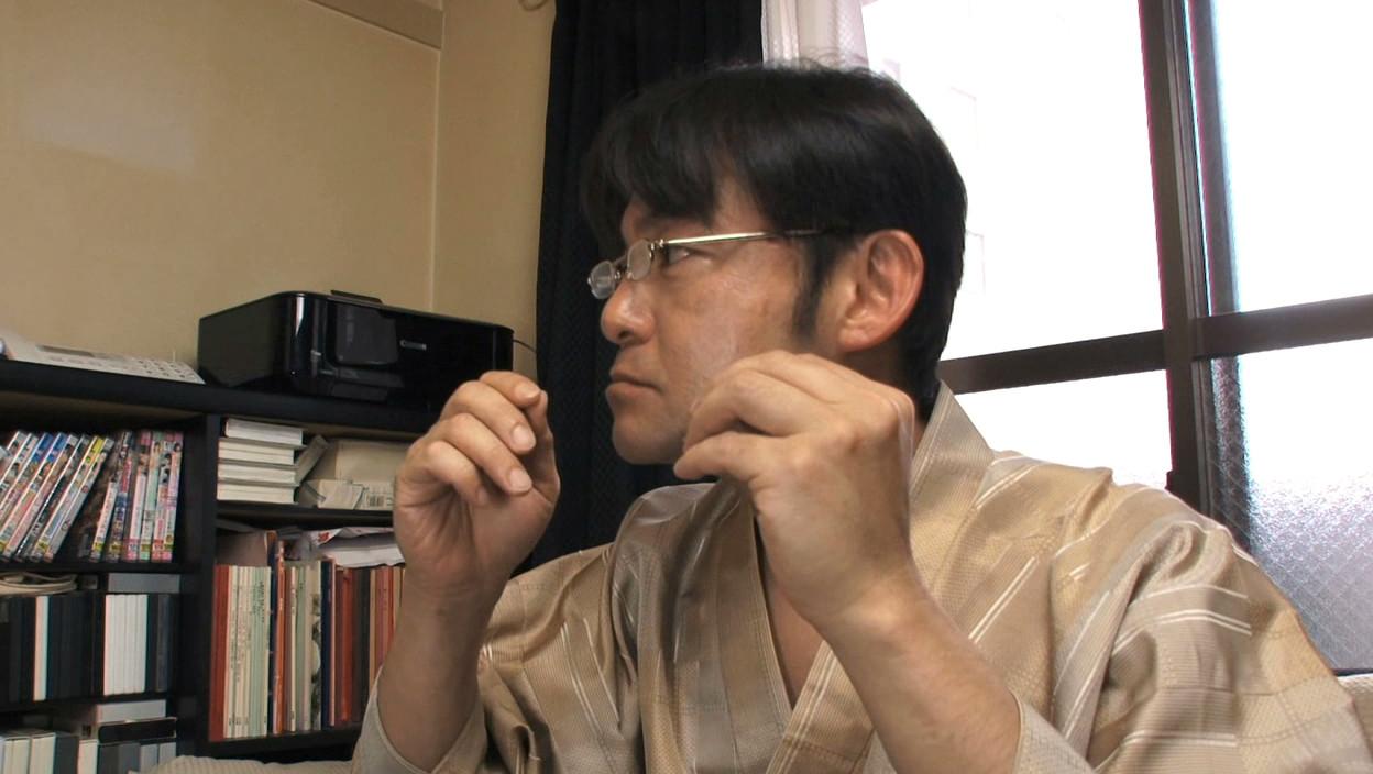 スケスケ透視メガネで覗かれた! 谷桃子