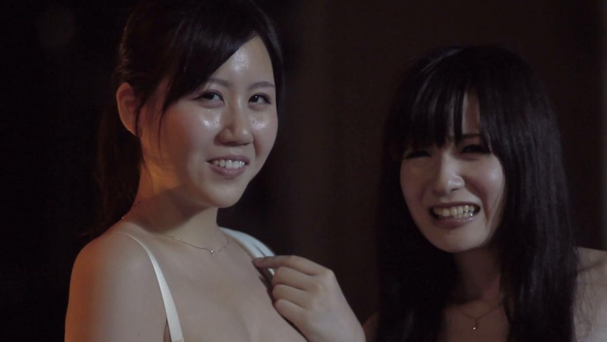 スケスケ透視メガネで覗かれた! 遠野千夏 古崎瞳1