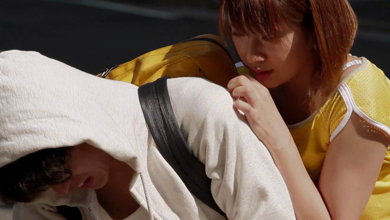 スケスケ透視メガネで覗かれた! 遠野千夏 古崎瞳9