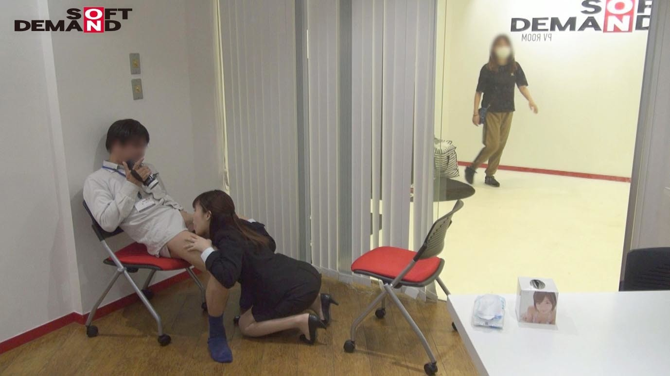 SOD女子社員 フェラチオシンデレラ選手権 予選C組2