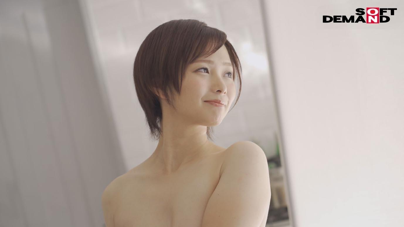 ショートカットが似合う、本当の美人。 神田知美 34歳 最終章 福岡から弾丸日帰り不倫旅 8年ぶりに味わう生チ〇ポで中出し7発!,のサンプル画像1