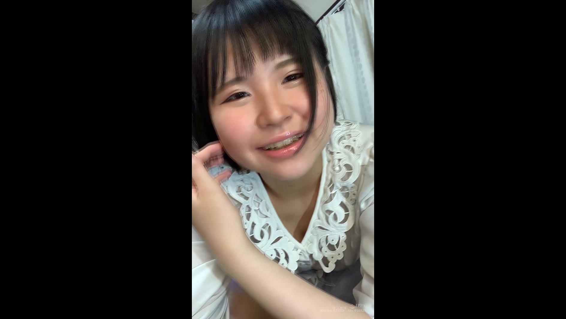 ビデオ通話エッチ JOI ゆり 【縦動画】 画像1