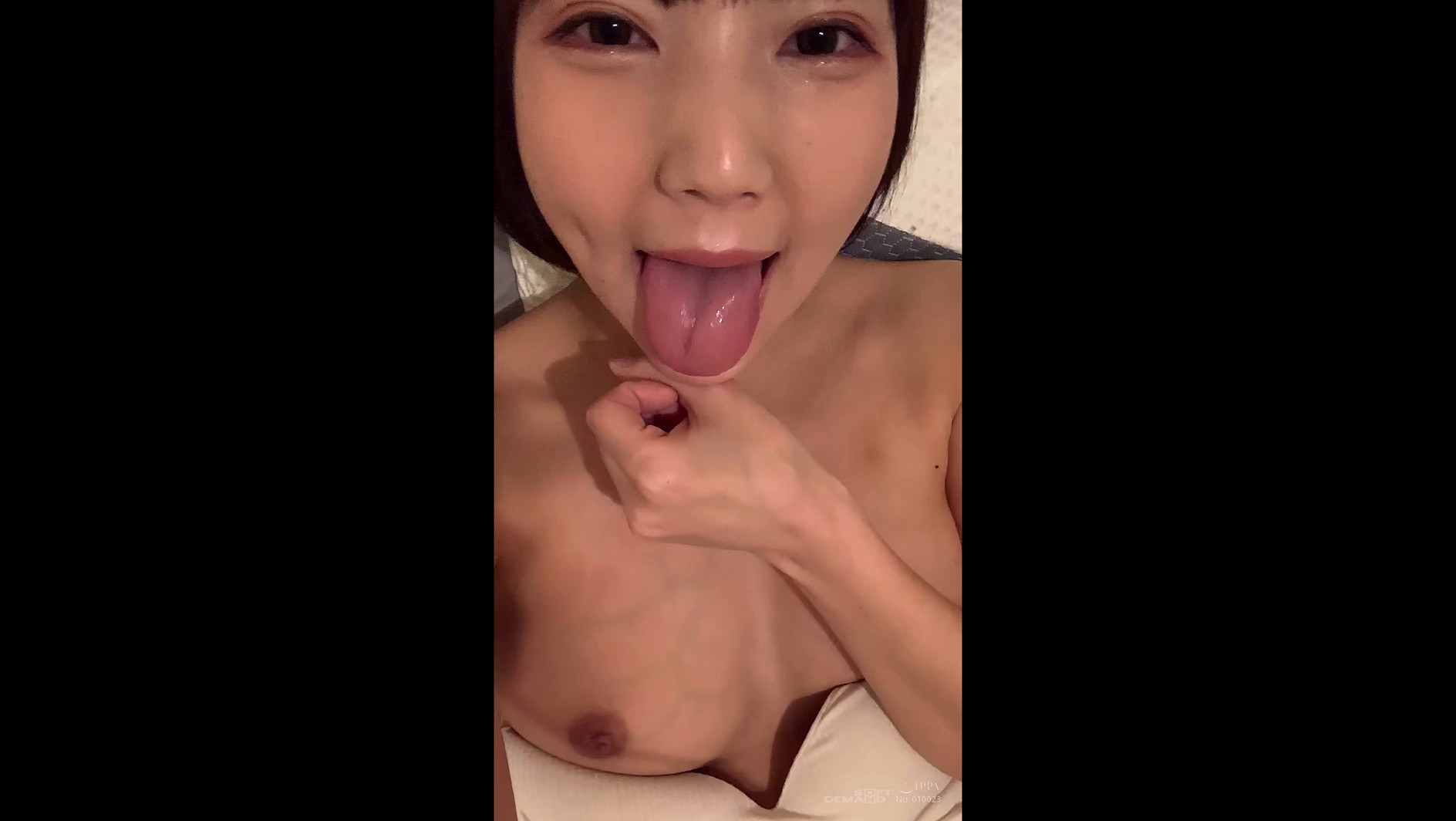 ビデオ通話エッチ JOI みう 【縦動画】 画像9