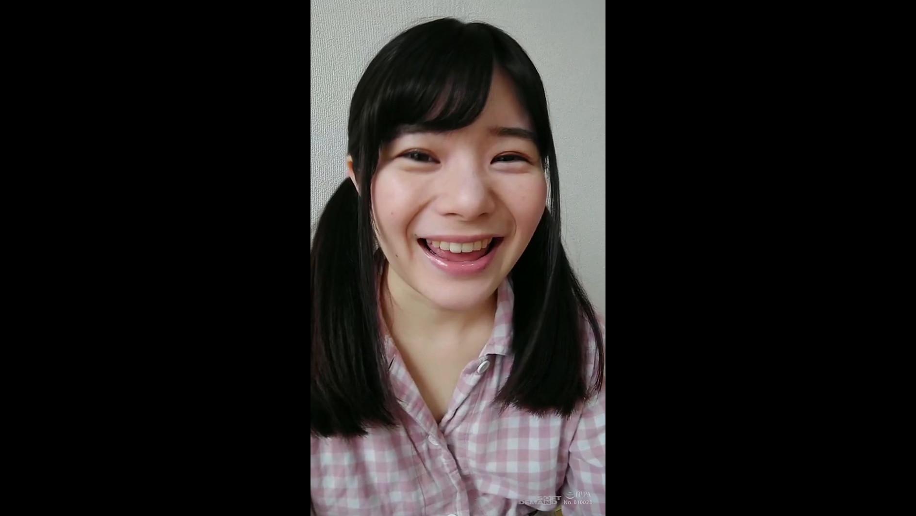 ビデオ通話エッチ JOI りんご 【縦動画】