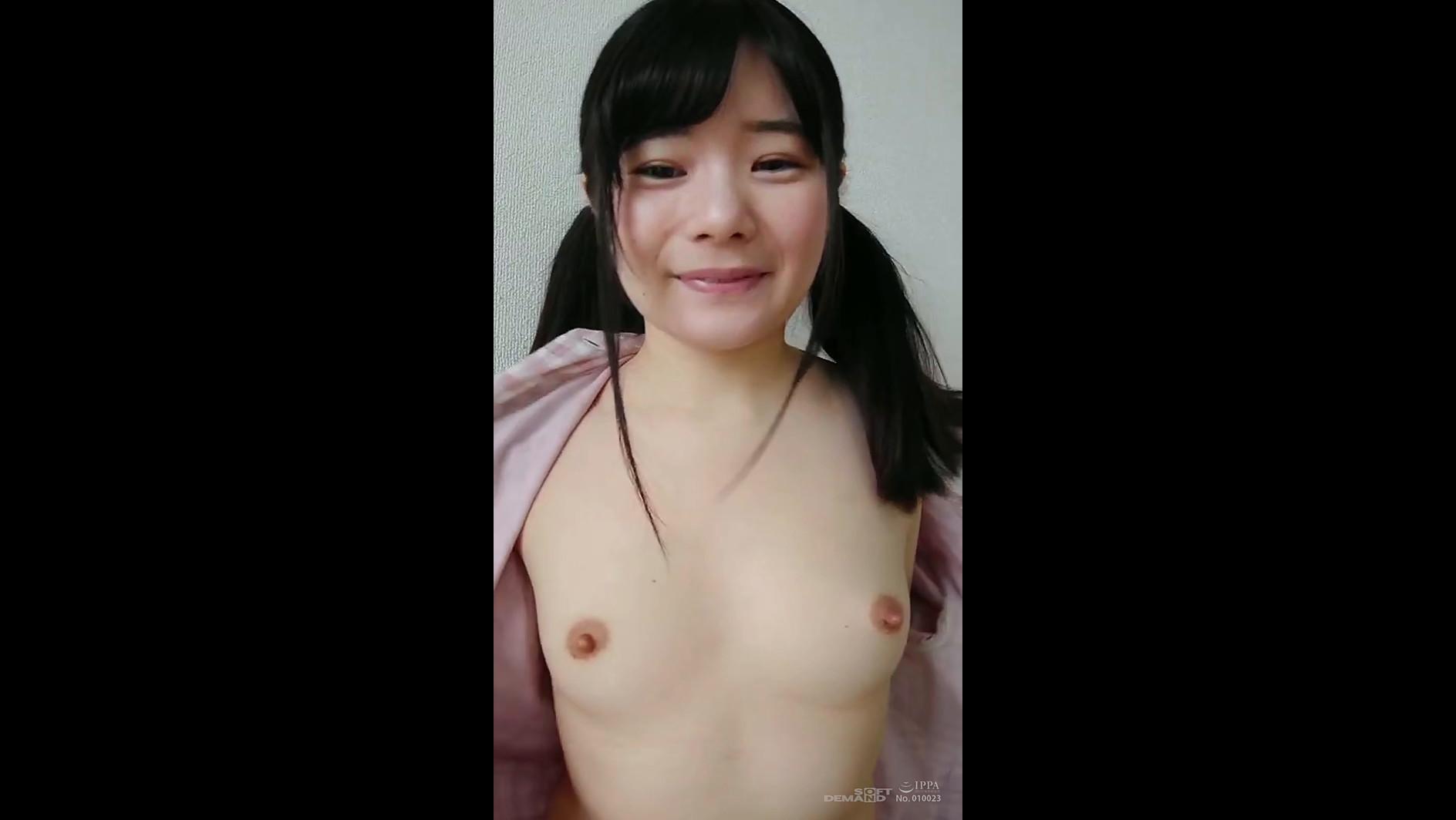 ビデオ通話エッチ JOI りんご 【縦動画】 画像9