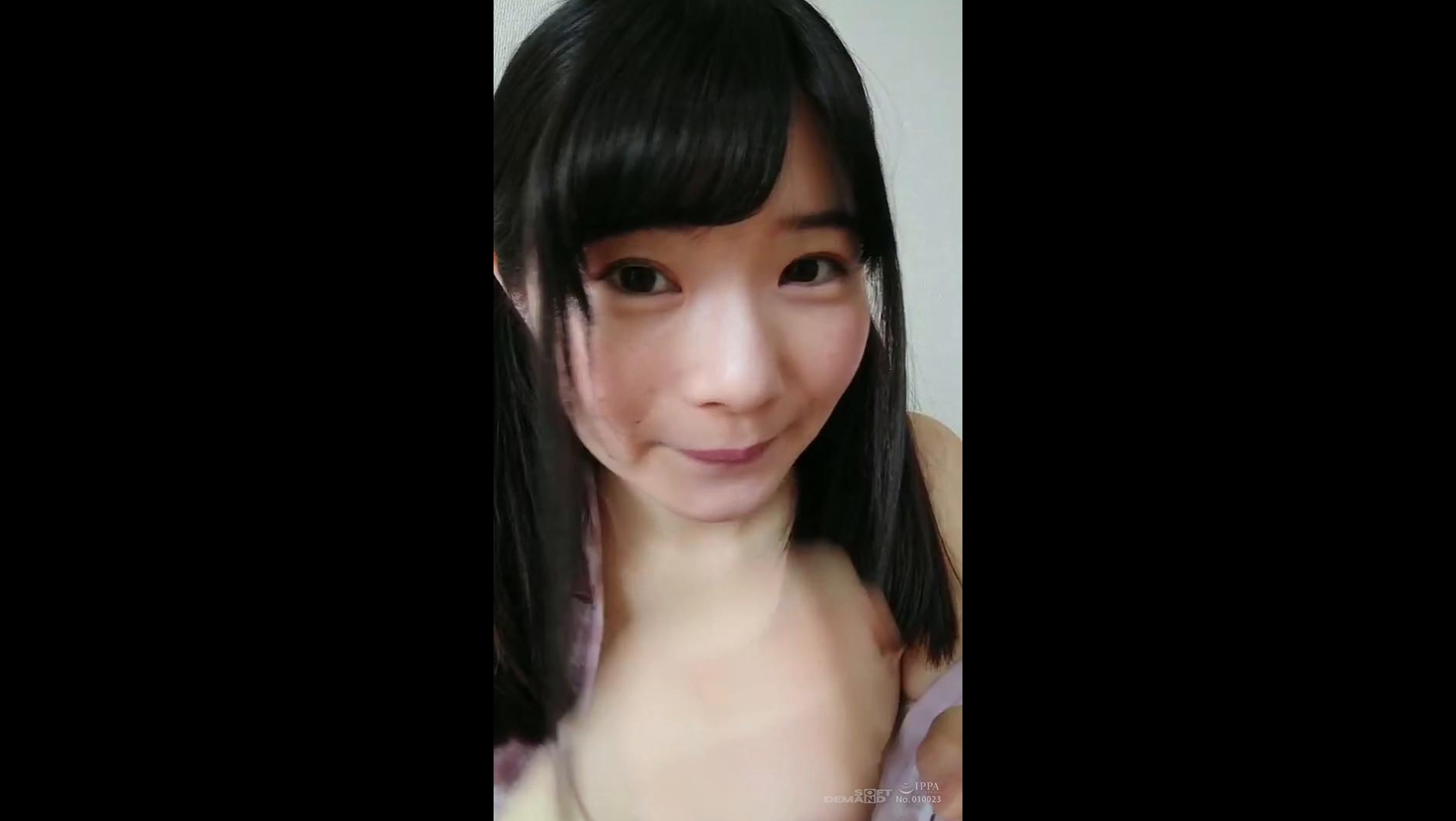 ビデオ通話エッチ JOI りんご 【縦動画】 画像17