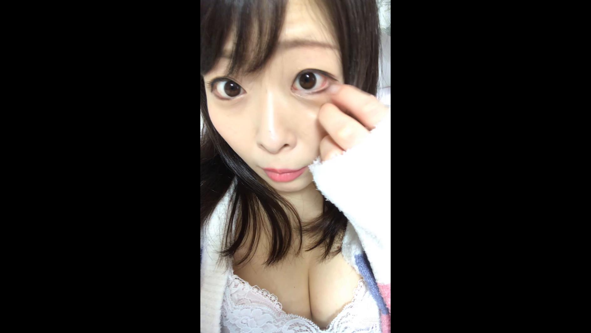 ビデオ通話エッチ JOIみおり 【縦動画】 画像2