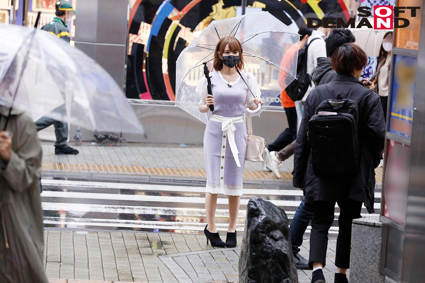 上京して逆ナン筆おろし。大阪の女はエロいって。 野々宮月乃 /エモい女の子。 画像1
