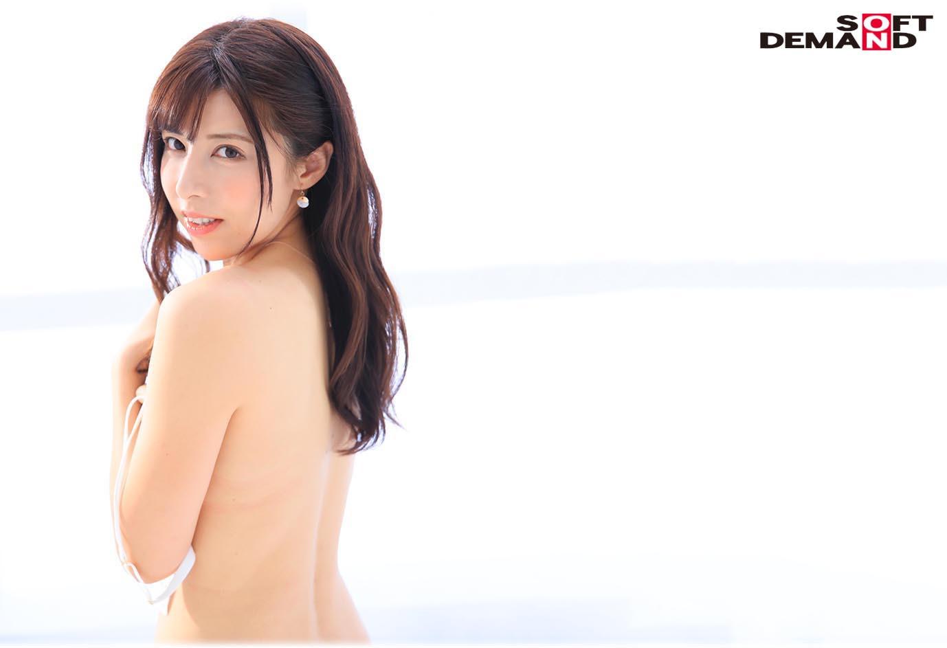 「お金よりも大切な何かを見つけに来ました・・・」 冨田朝香 38歳 AV DEBUT 画像2