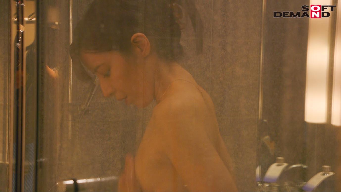 「お金よりも大切な何かを見つけに来ました・・・」 冨田朝香 38歳 AV DEBUT 画像4