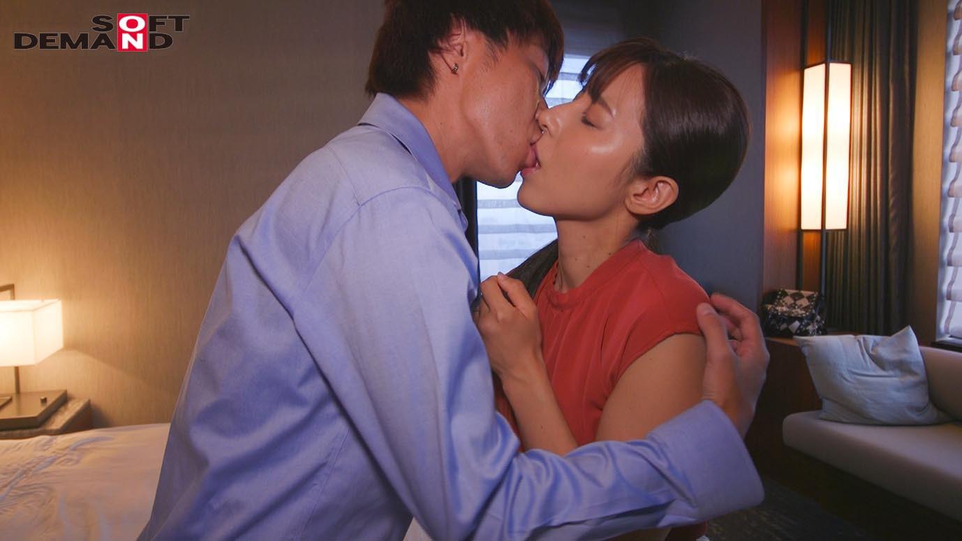 「お金よりも大切な何かを見つけに来ました・・・」 冨田朝香 38歳 AV DEBUT 画像7