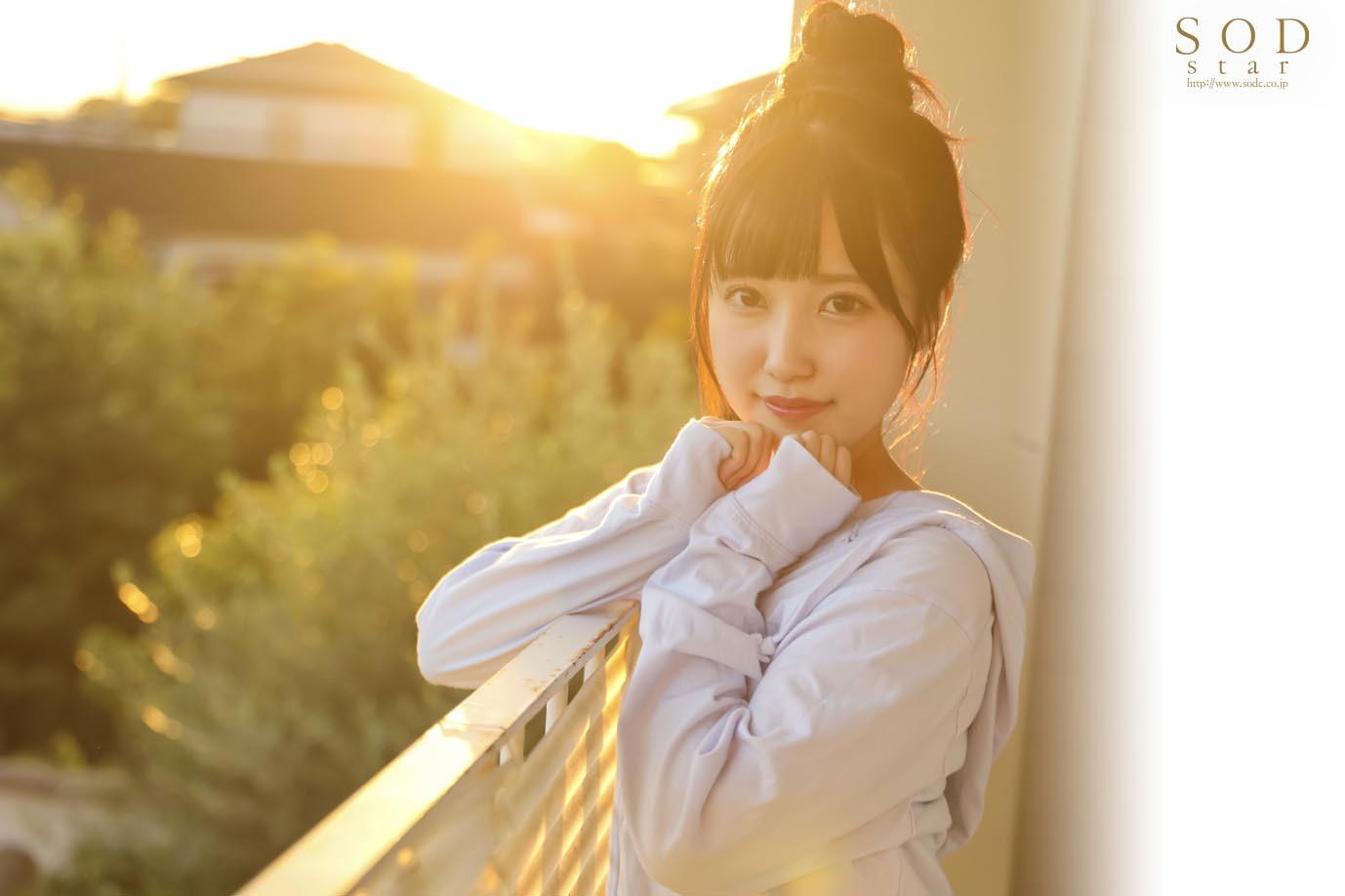朝田ひまり AV debut 新人グラドル18才 SODstar史上最小147cm 低身長巨乳,のサンプル画像1