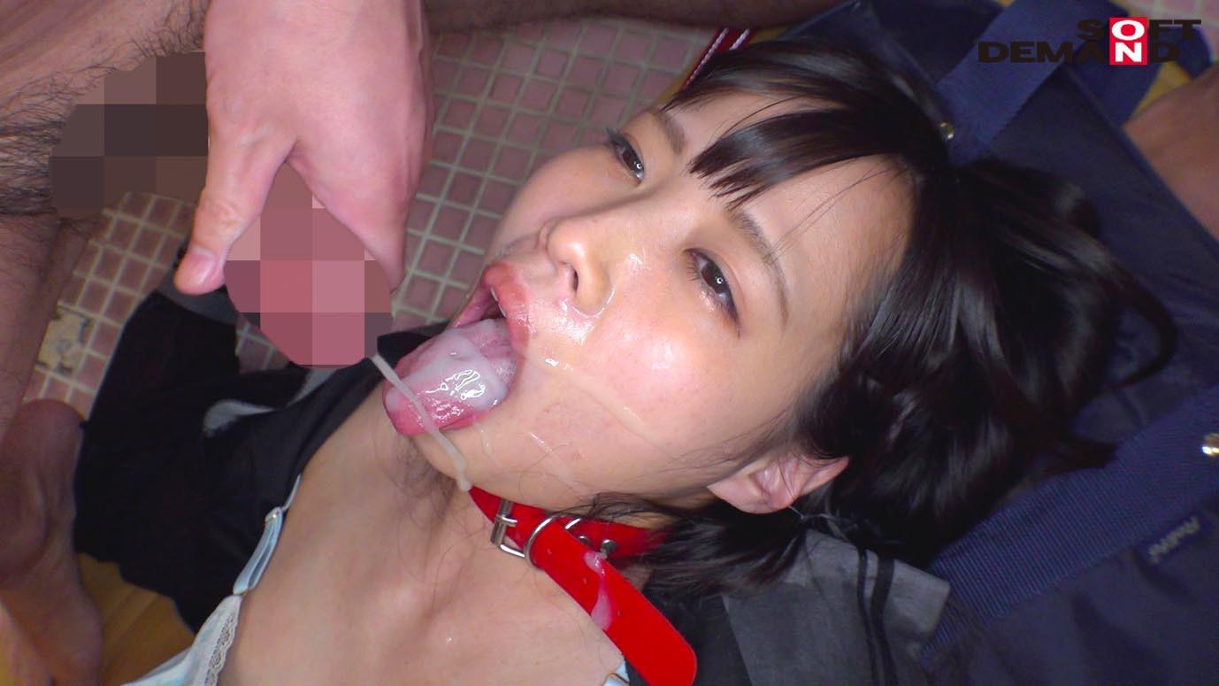 「便器になりたいです」スレンダーな童顔娘を男汁イジメで汚しました 精液ごっくん 唾液ごっくん サブカル系ドM公務員 捧いのり 23歳 画像12