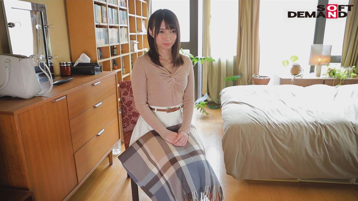 毎日元気いっぱいにお年寄りの世話をする美人ヘルパー 栗田みゆ 28歳 AV DEBUT 画像3