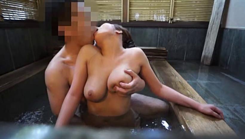 濡れる不倫温泉 留美5