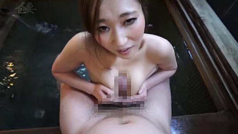 濡れる不倫温泉 留美14