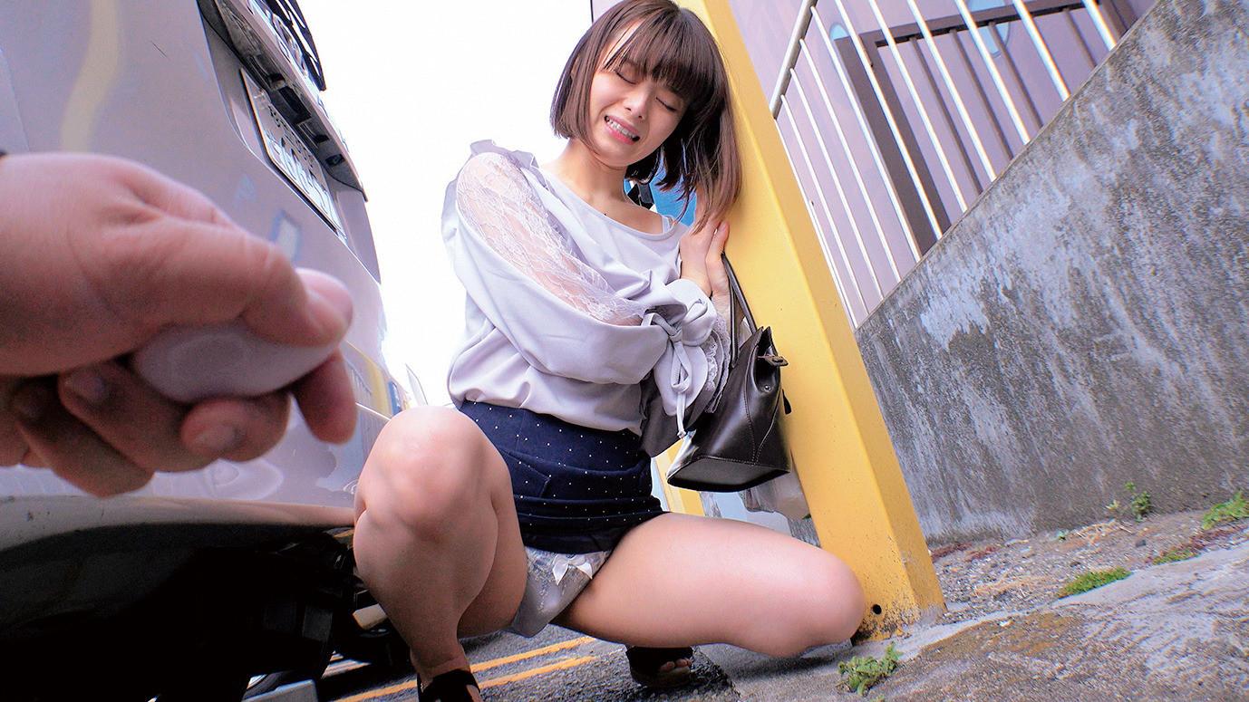 素人美少女とリモコンバイブお散歩 2 ーNK区編ー「もう我慢できません・・・//」人混みの中ビクビク震えてイキまくってしまう女子たち!人生初の羞恥プレイでまさかのエロスイッチオン!車移動中も窓全開放で大胆カーオナニー!最後は近くのスタジオで心行くまで生セックス! 画像7