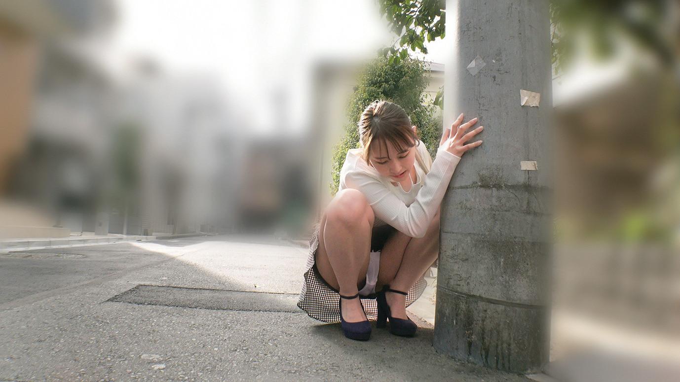 素人美少女とリモコンバイブお散歩 2 ーNK区編ー「もう我慢できません・・・//」人混みの中ビクビク震えてイキまくってしまう女子たち!人生初の羞恥プレイでまさかのエロスイッチオン!車移動中も窓全開放で大胆カーオナニー!最後は近くのスタジオで心行くまで生セックス! 画像14