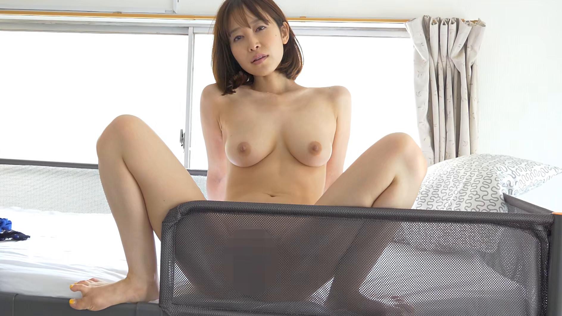 ヘアーヌード~無修正・美巨乳Fカップ・美尻・セクシー女優~ 篠田ゆう 画像9