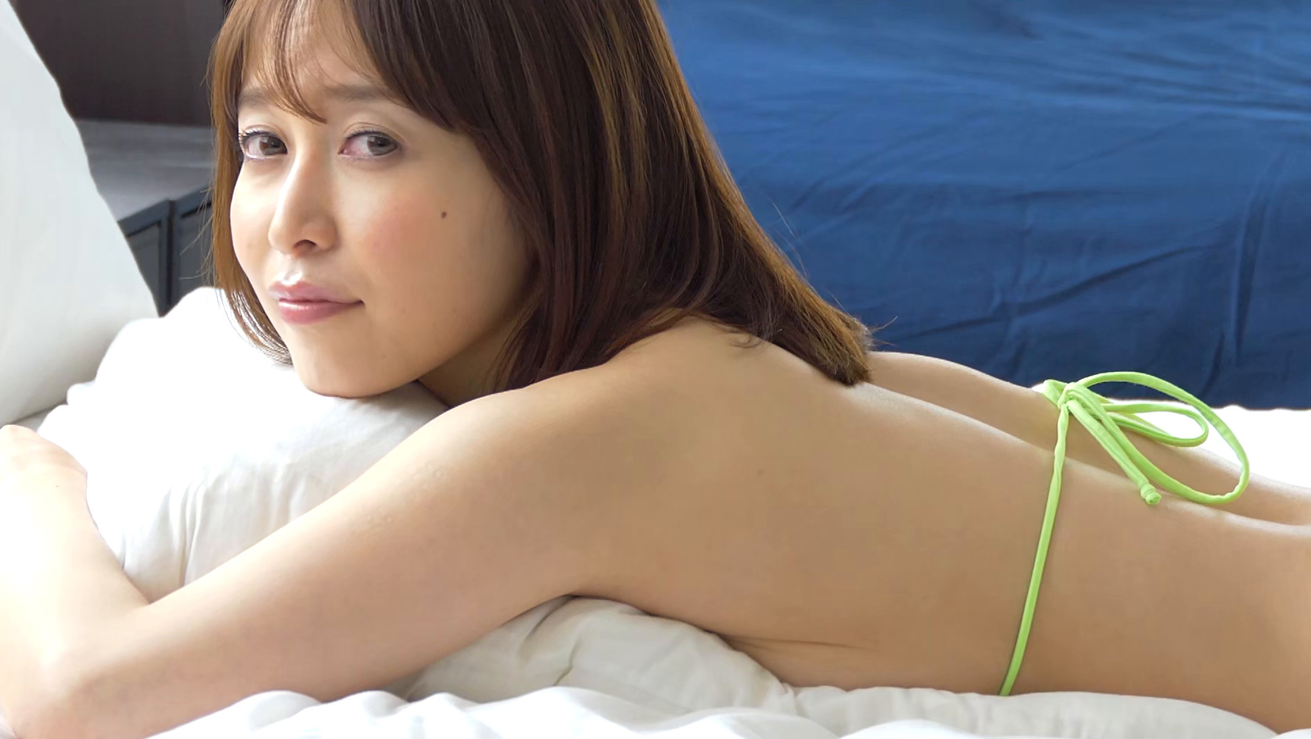 ヘアーヌード~無修正・美巨乳Fカップ・美尻・セクシー女優~ 篠田ゆう 画像10
