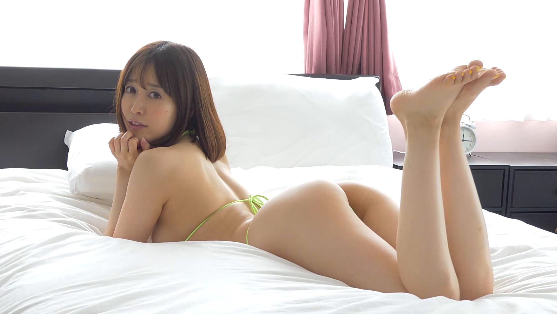 ヘアーヌード~無修正・美巨乳Fカップ・美尻・セクシー女優~ 篠田ゆう 画像11