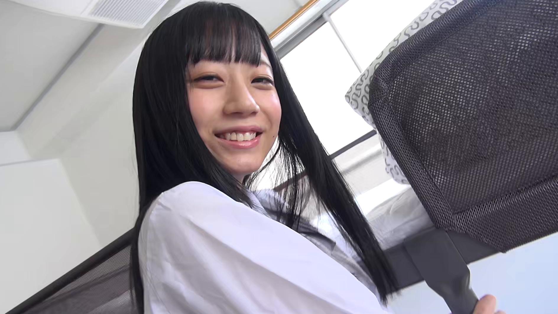 ヘアーヌード~無修正・妹系女子大生・美少女・ロ●ータセクシー女優~ 七沢みあ 画像1