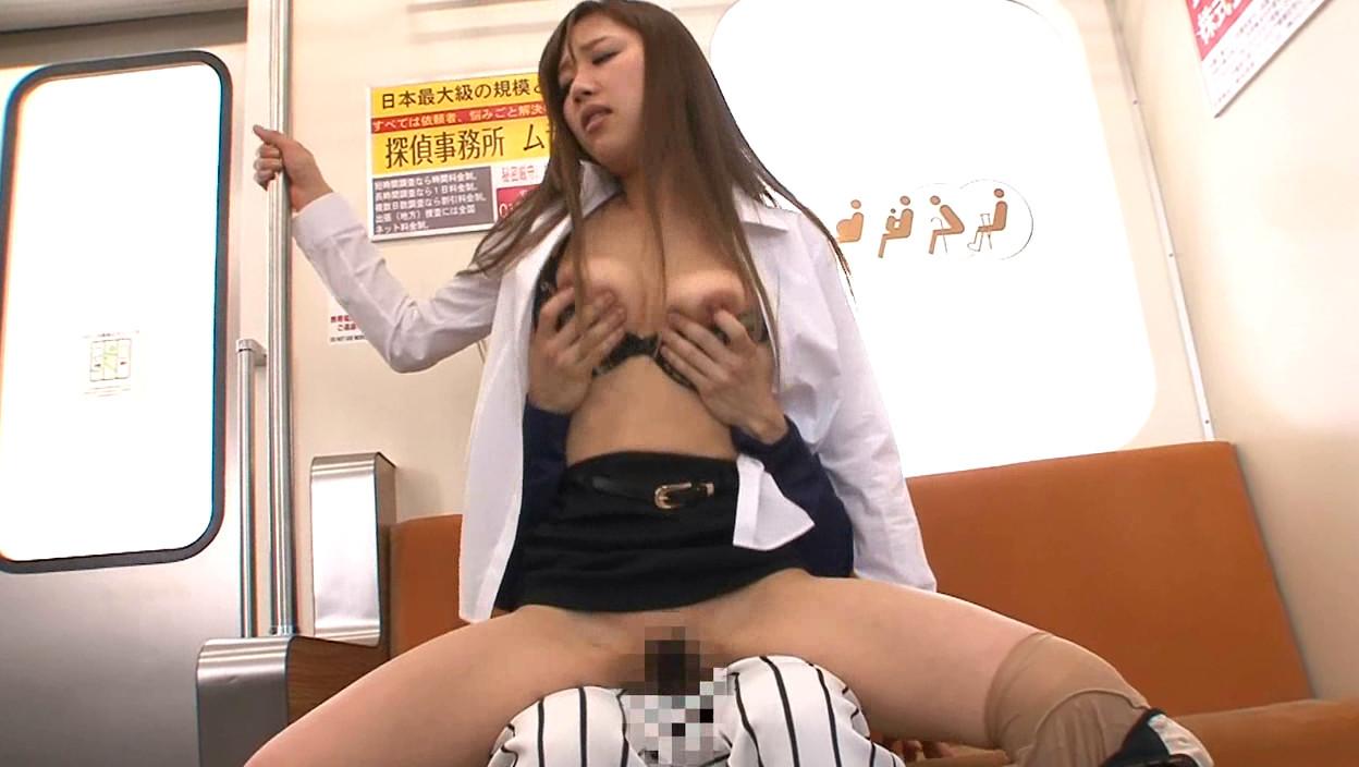 女教師逆痴○電車