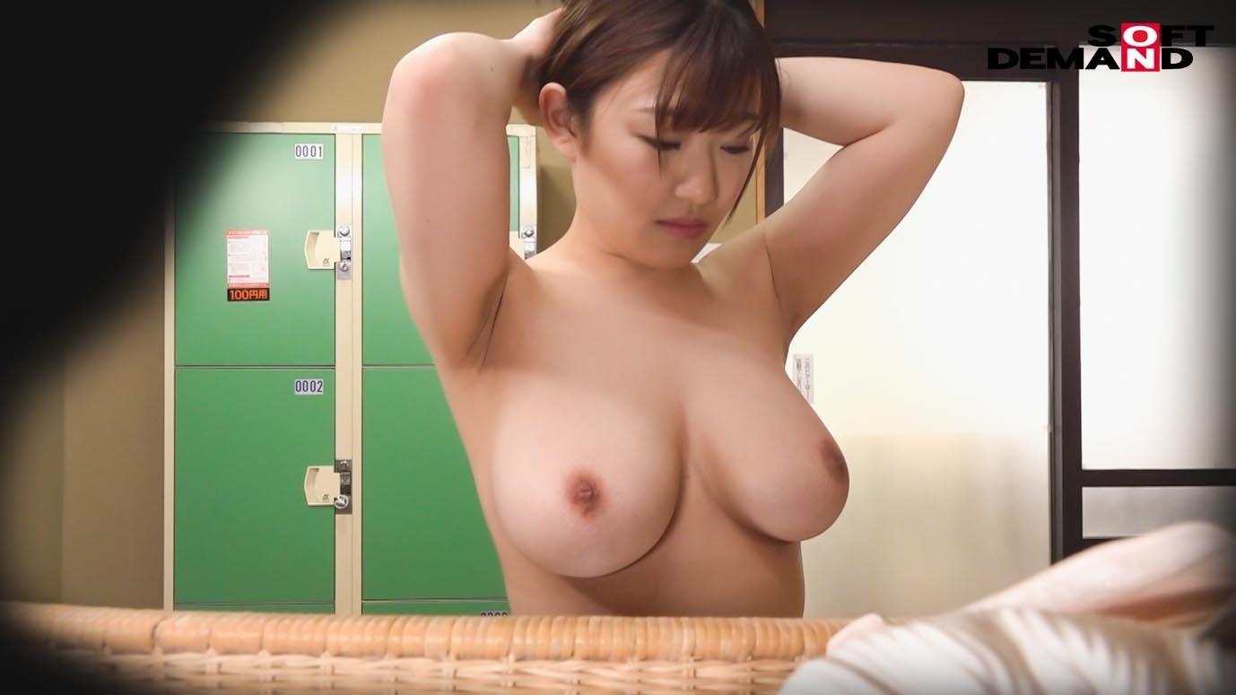 なえ(20)推定Hカップ 箱根温泉郷で見つけた大学生 タオル一枚 男湯入ってみませんか? 画像7