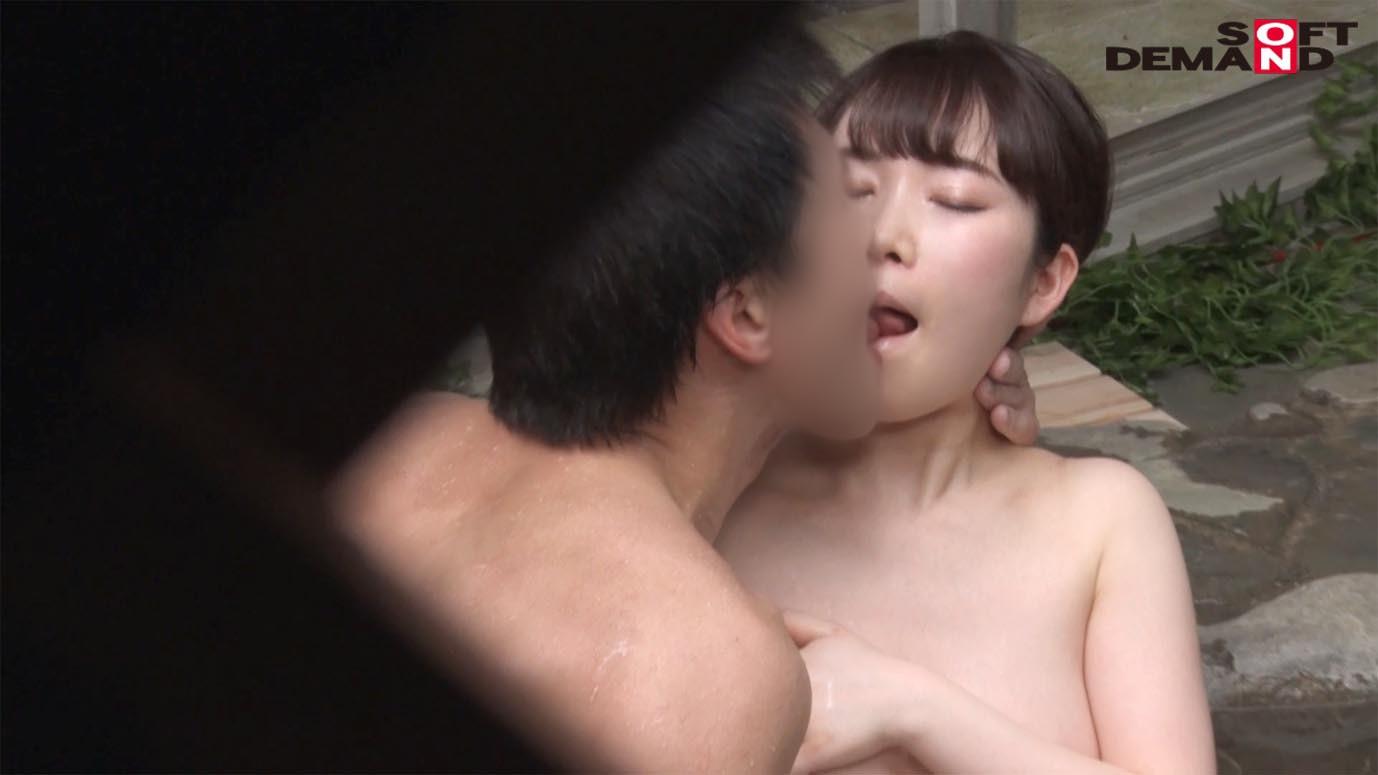 ワキを舐められて赤面!まゆさん(22)推定Eカップ タオル一枚 男湯入ってみませんか? 画像8