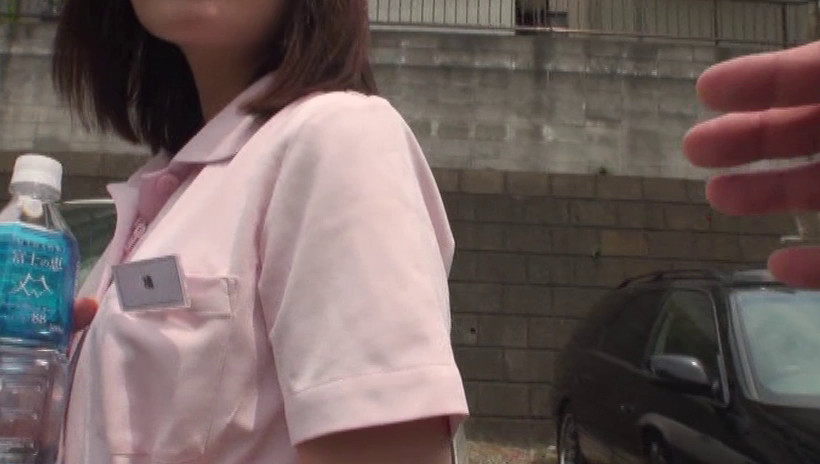 カワイイ娘限定 ナースナンパ 検診看護されるまで帰りませ~ん!! 画像8