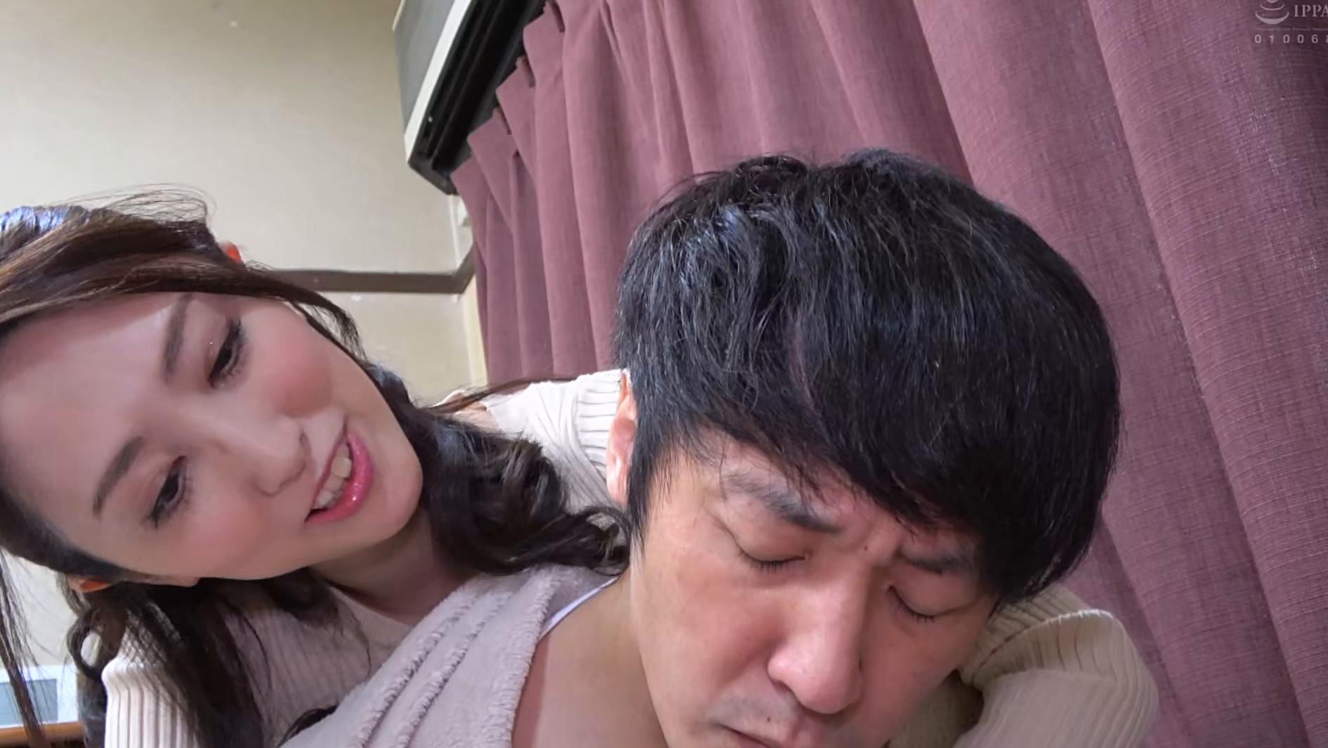 子供部屋おじさん(35歳無職の息子)を性処理する義母 柏原友美恵 画像2