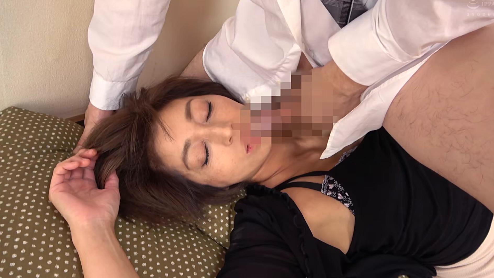 五十路義母 嫁の母は婿に肉体を求められ逞しい肉棒を受け入れる・・・ 画像8