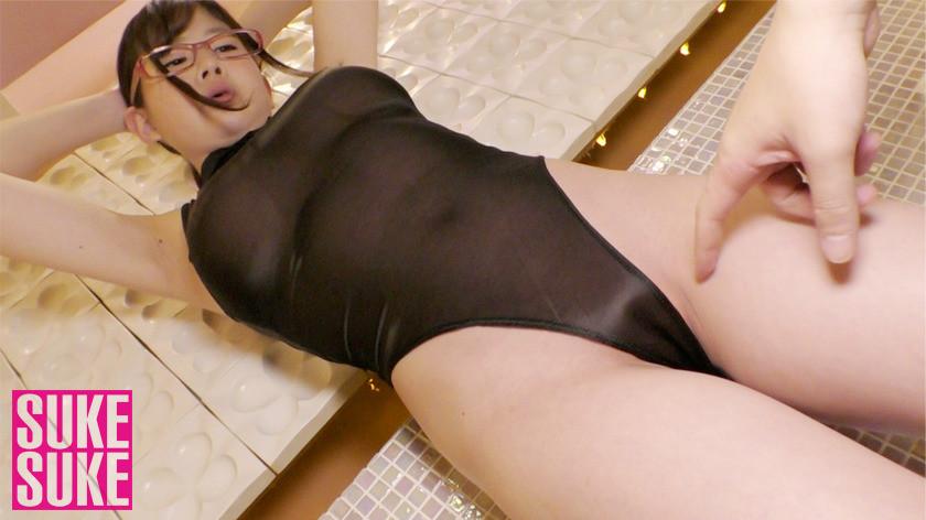 柚奈れい×SUKESUKE #26 透ケール水着 円光 画像3