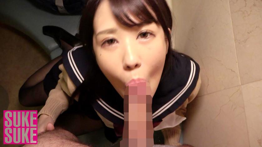 黒パンスト生徒カレンのフェッチな1日 杏羽カレン11