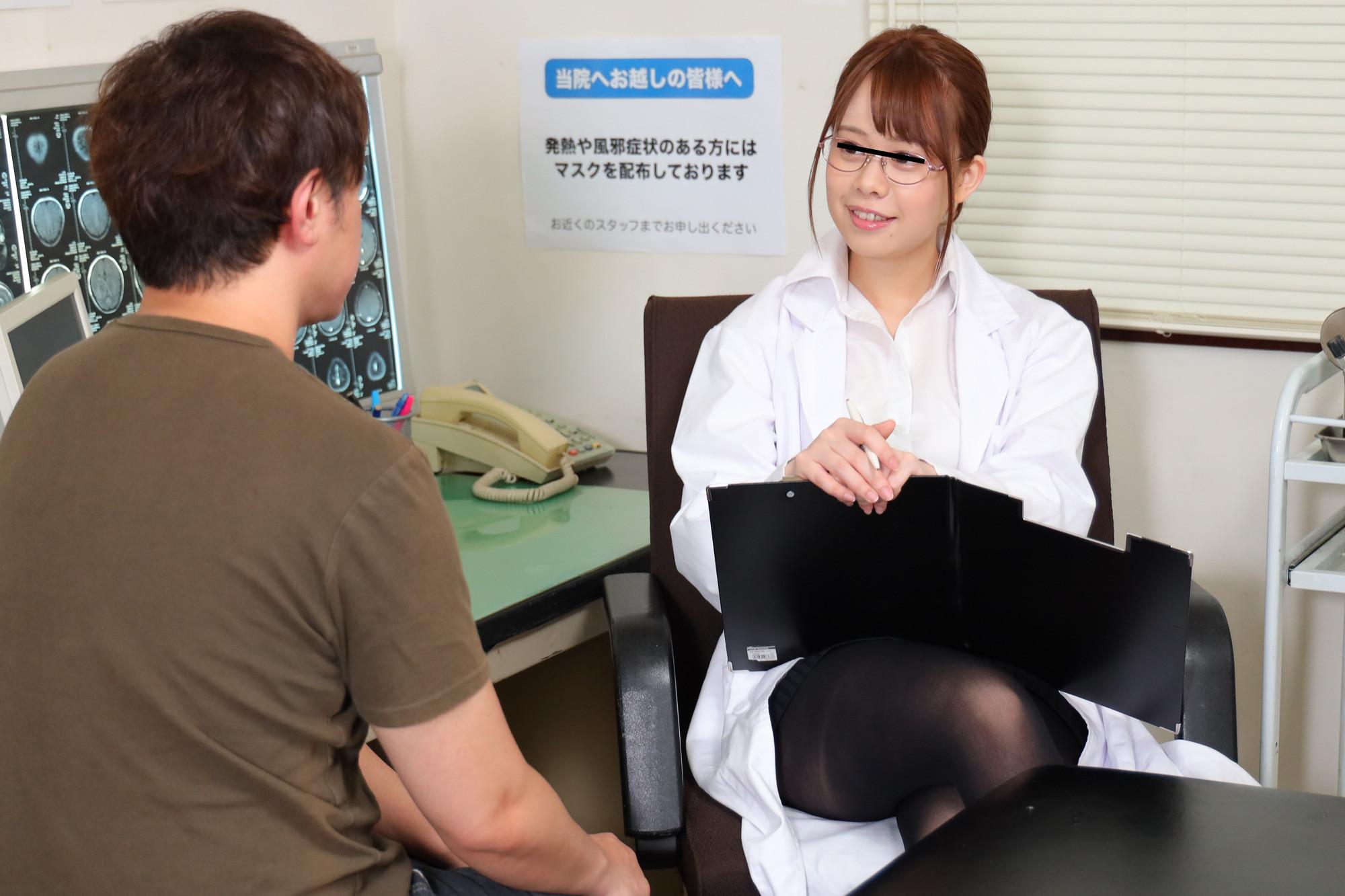 不妊治療の採精室に行く前に1勃起不全検査と称してセンズリ鑑賞→2精液検査と称してフェラごっくん→3私で孕ませられるかと性交検査逆セクハラ中出しでソソられまくり、勝手に性処理精液搾取されたボク
