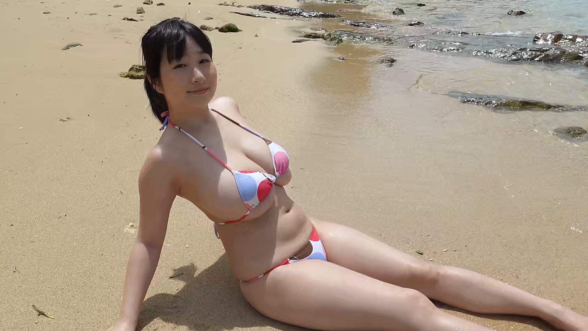二人っきりの南国生活 桐山瑠衣19