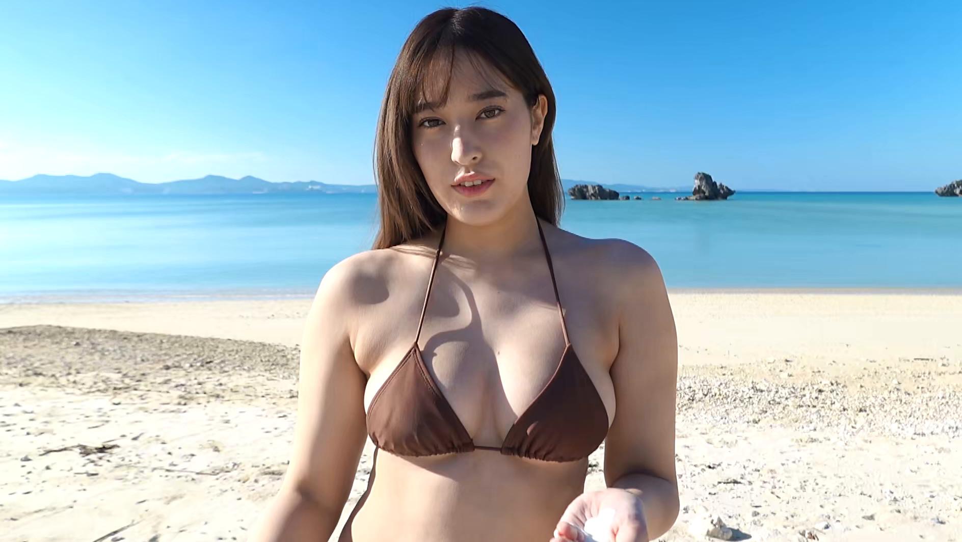 甘いボディ 平田梨奈1