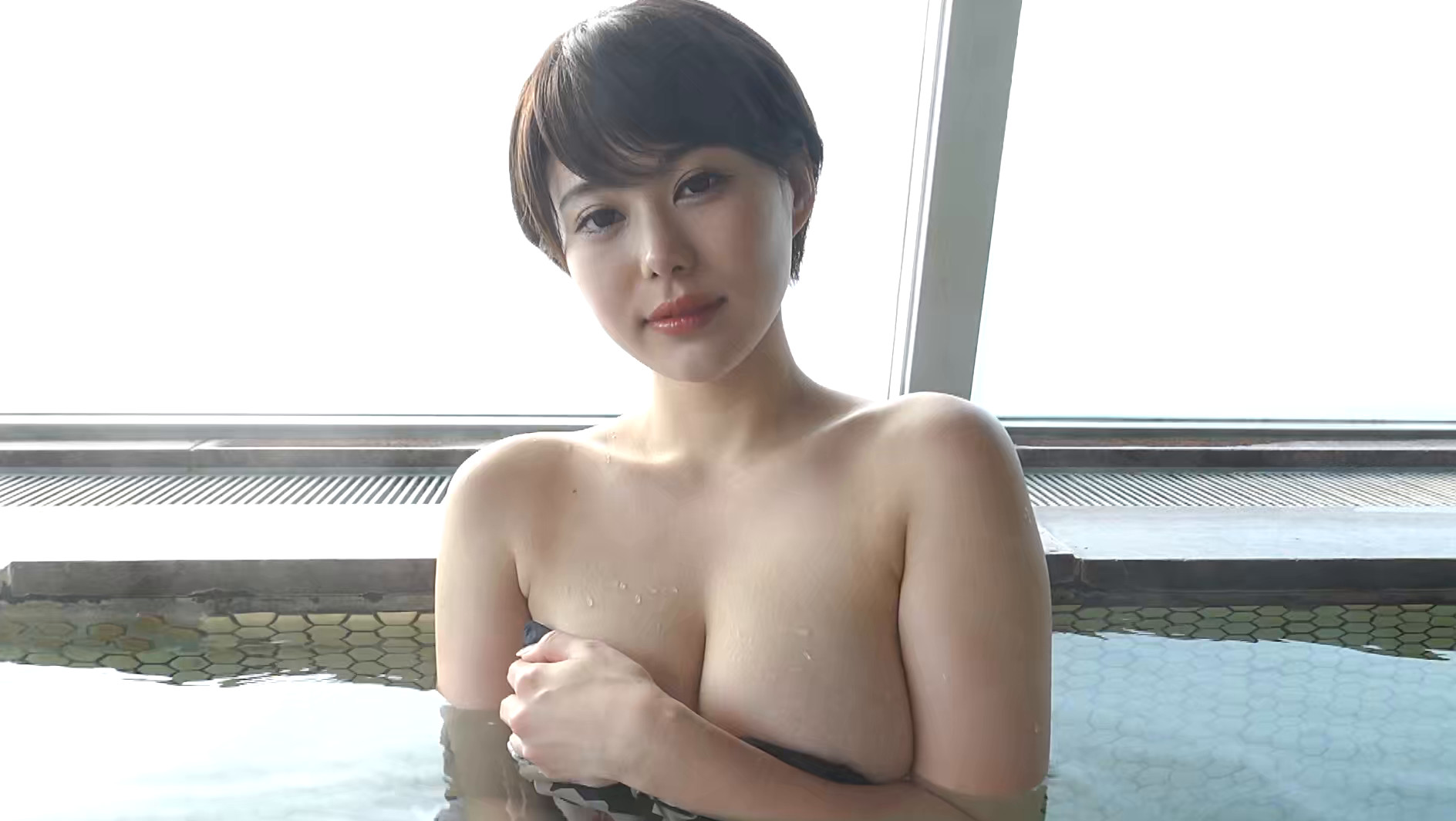 ショートカットちゃん 山本ゆう18