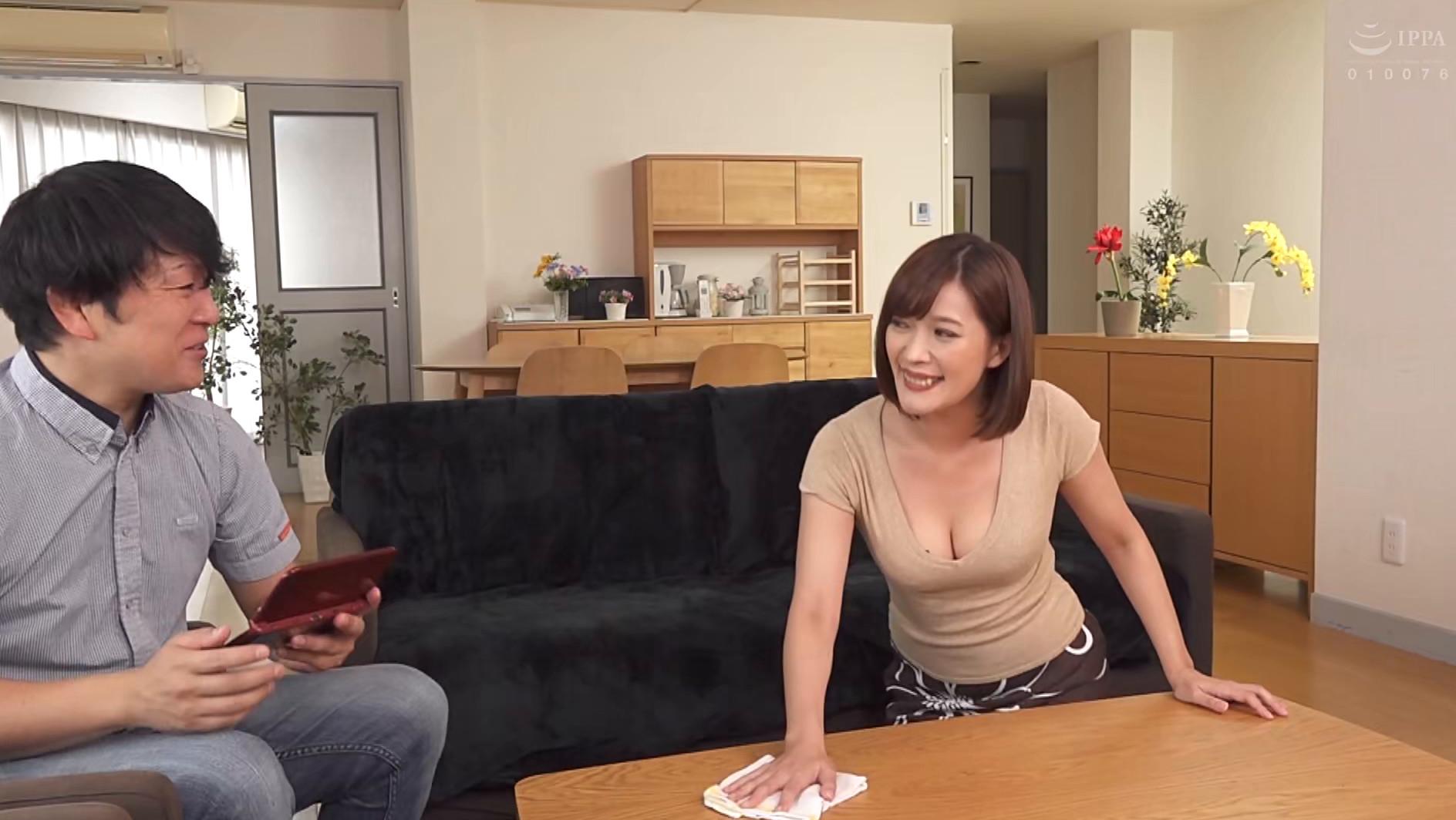 憧れの兄嫁と 池谷佳純 画像2