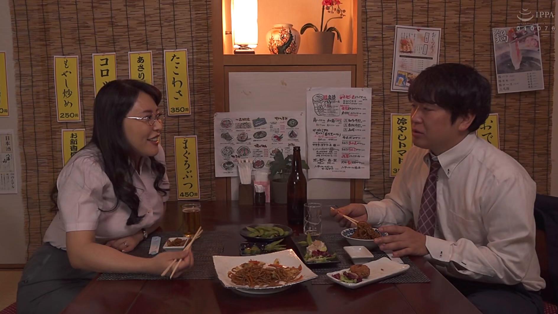 憧れの女上司と 純岡美乃理 画像5