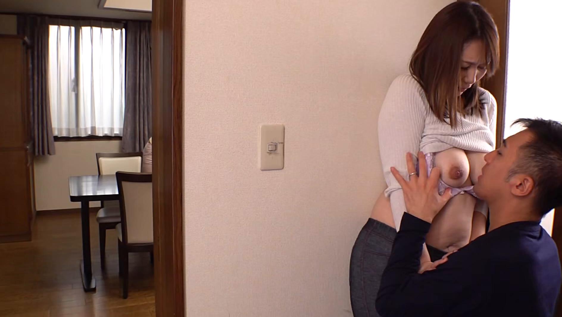 あがった母 中出しする息子 翔田千里 画像8